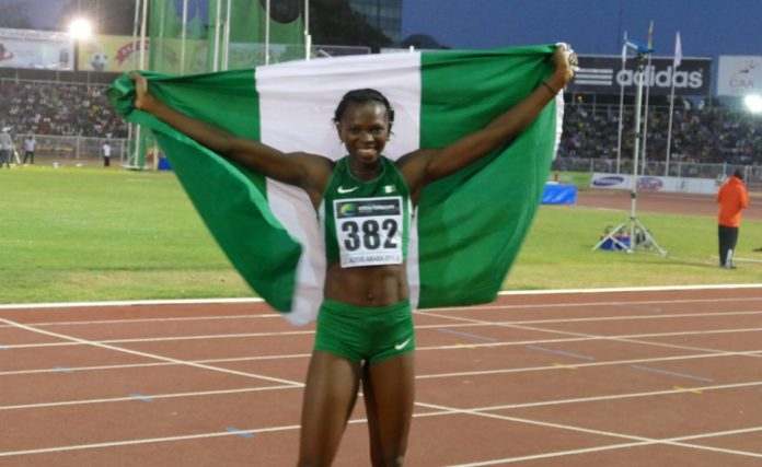 Ese Brume Breaks The Record As First A Nigerian To Win Medal-Surge Zirc SA