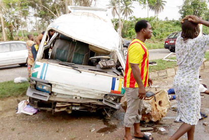 Eight Persons Died, Fourteen Severely Injured In Adamawa Auto Crash - Surge Zirc