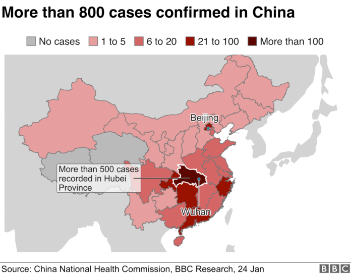 China Moves For New Hospital In Few Days As Coronavirus Death Toll Rises - SurgeZirc NG