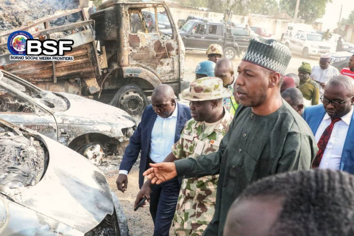 Boko Haram On Fresh killing Spree After Army Claim Being In Charge - SurgeZirc NG