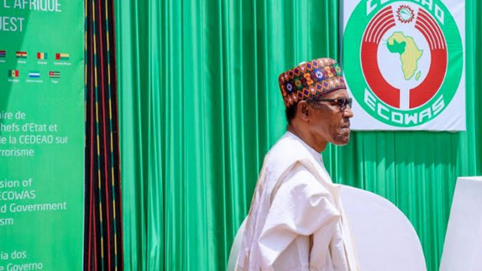 Buhari Commend ECOWAS For Mobilizing Own Fund To Fight Terrorism - SurgeZirc NG