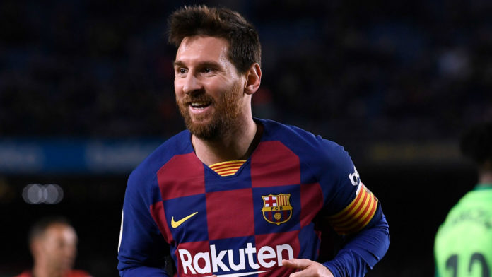 Lionel Messi added to a Petit critic content - SurgeZirc NG