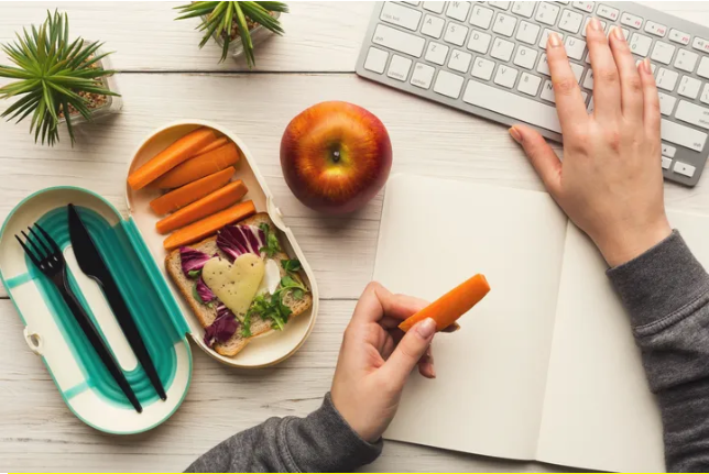 Here Is How To Eat Healthy While Working From Home - SurgeZirc US