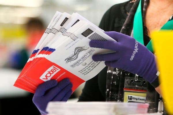 Democrats Introduce Bill To Promote Early And By-Mail Voting - SurgeZirc US