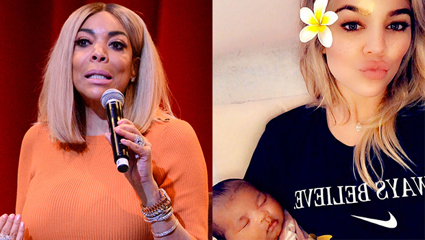 """Wendy Williams expressed her views on this week's episode of """"Keeping up with the Kardashians"""" as NBA player Tristan Thompson discussed with Khloe about giving their daughter """"True Thompson"""" a sibling. Khloe did not dismiss this idea she said that she might consider """"borrowing """" Tristan's sperm."""