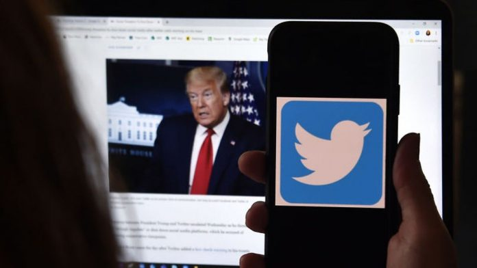 The battle between President Donald Trump and social media giants Twitter is heating up. Twitter went ahead and placed a warning on one of the tweets sent by the president this Friday morning.