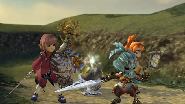 Final Fantasy Crystal Chronicles Remaster Edition Is Coming August 27th - SurgeZirc US