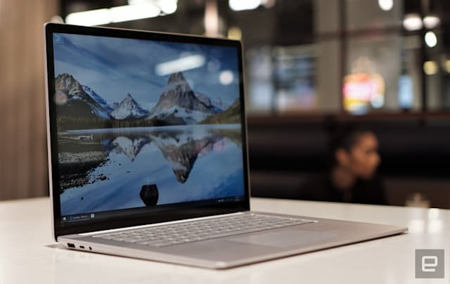Microsoft Will Fix Surface Laptop 3 'Hairline Fractures' For Free - SurgeZirc US