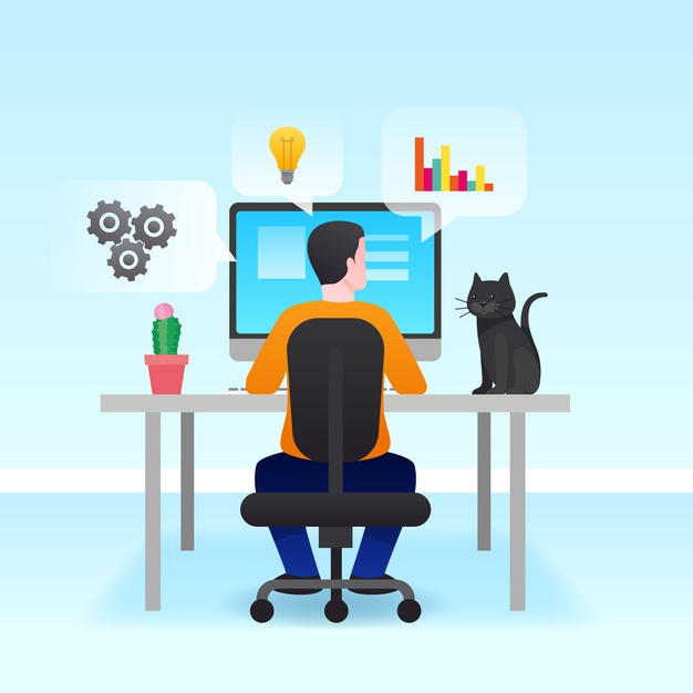 Working From Home Tips and Tricks To Make It Productive