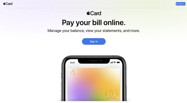 Apple Card's Latest Web Portal Will Allow You Pay Bills On A PC - SurgeZirc US