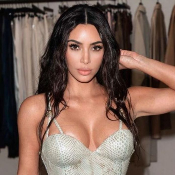 Kim Kardashian puts her issues with Kanye West aside and returns to doing what her fans love most, posting gorgeous videos of herself on social media.