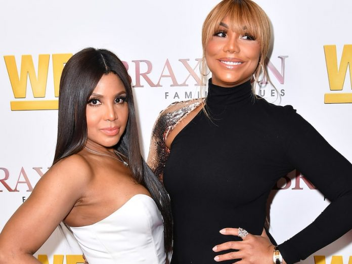 Toni Braxton is finally speaking out about the health crisis of her 43-year-old younger sister, Tamar Braxton, with her first comment on the matter.