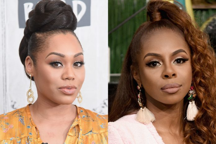 It seems like Season 5 is going to be wild as Monique Samuels was seen dragging Candiace Dillard in the first two minutes of the 'RHOP' premiere on August 2.
