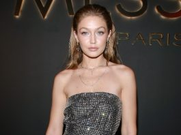 Strapless Jumpsuits are always the way if you want to achieve a bit sexier look, and amongst the lovers of the trend we have Gigi Hadid and Gabrielle Union.