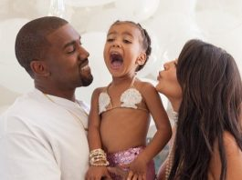 Indeed, family is everything! Kanye West, and Kim Kardashian were in high spirits during a 'Friday' dance party with their daughter, North West.