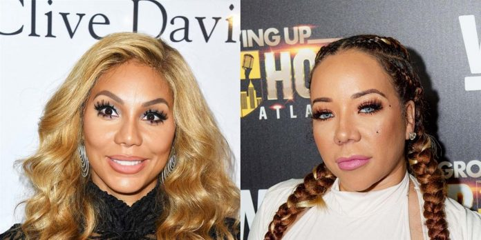 Tiny Harris expressed her support for Tamar Braxton after her hospitalization and confessed that she's hoping to see her friend soon.