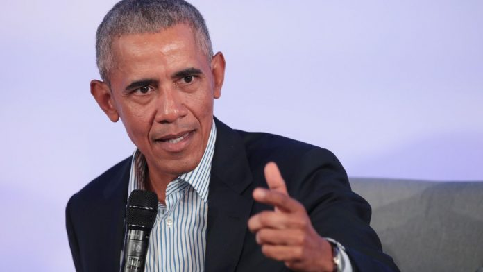 Barack Obama Slammed Republicans For Standing With President Trump - SurgeZirc US