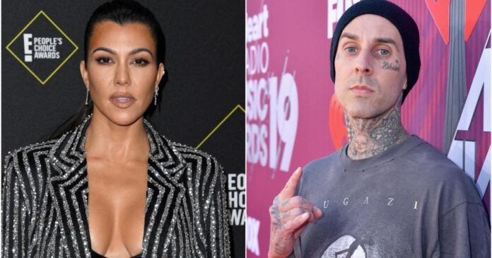 Kourtney Kardashian & Travis Barker Beach Romance Went Slightly Beyond Line - Pics -SurgeZirc US