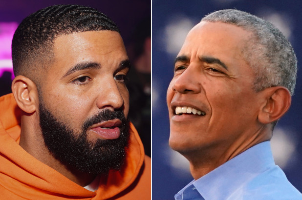 Barack Obama Approves Rapper Drake To Play Him In Biopic - SurgeZirc US