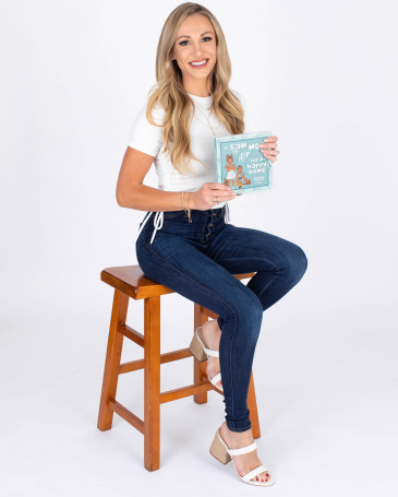 Golden Tate's Wife, Elise Narrates How Writing Her Baby Sign Language Book Started - SurgeZirc US