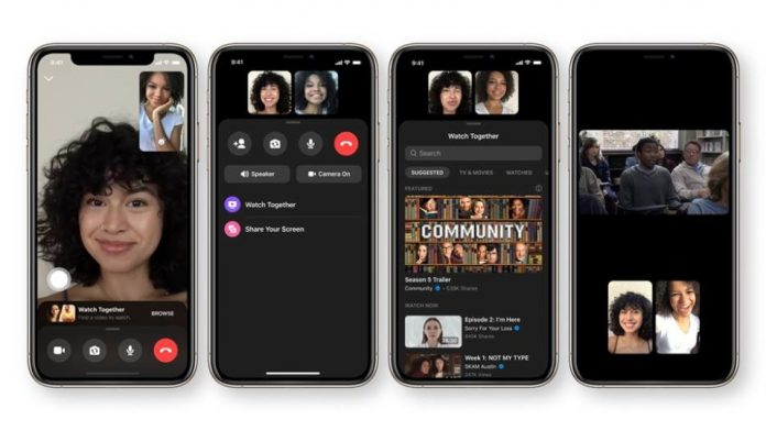 Facebook Has Added Watch Together Viewing Parties To Messenger - SurgeZirc US