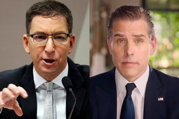 Glenn Greenwald Blasts Mainstream Media For Covering Hunter Biden Story It A Historic Crime And Disgrace - SurgeZirc US