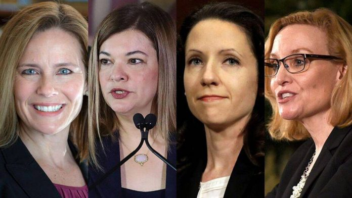 Trump Publicly Revealed Female Judges On His Narrowed SCOTUS List