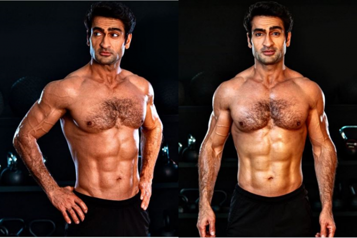 Kumail Nanjiani's New Look Sparks Steroid And Racism Accusations - SurgeZirc US