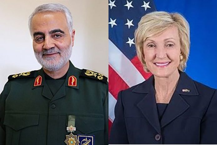 Iran Moves To Avenge Soleimani's Death With Plot To Kill U.S. Ambassador To South Africa-SurgeZirc USA