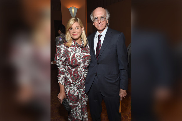 Larry David, 73 Marries His Lover Ashley Underwood - SurgeZirc US