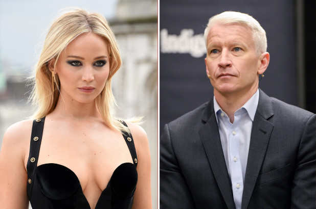 Jennifer Lawrence Confronts CNN Anderson Cooper Over Oscars Fall Misinformation - SurgeZirc US