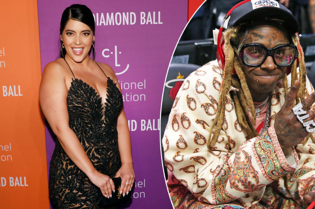 Lil Wayne Triggers Marriage Rumors To Model Lover Denise Bidot - SurgeZirc US