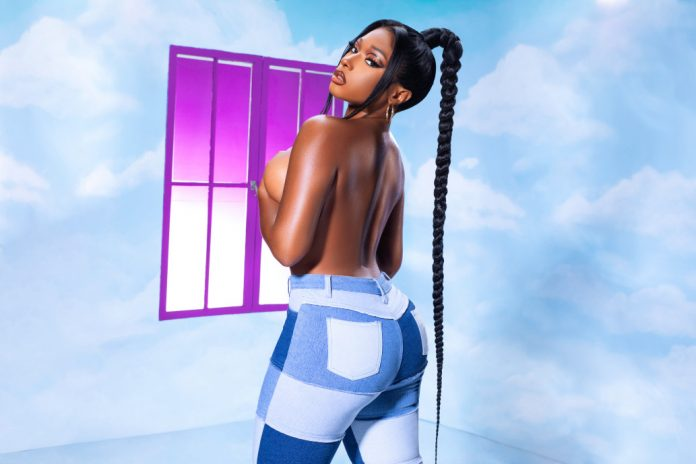 Megan Thee Stallion's Fashion Nova Collection Is Dripping Hot