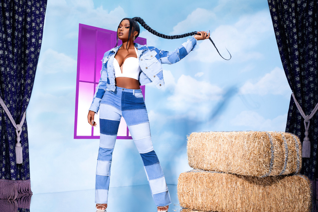Megan Thee Stallion's Fashion Nova Collection Include Very 'HOT' Styles
