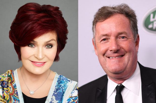 Piers Morgan Backs Sharon Osbourne After She Exits 'The Talk' - SurgeZirc US