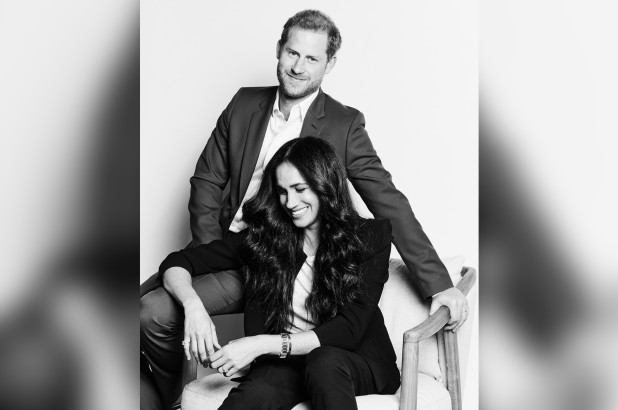 Meghan Markle Jewels And Suit For 'Deja Vu' Portrait Total $382K - SurgeZirc US