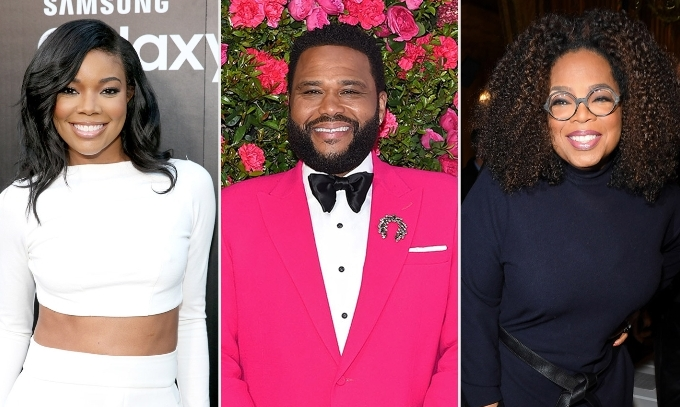 Oprah Winfrey, Anthony Anderson and Gabrielle Union are among the stars that will be making special appearances at the 72nd Emmy Awards.