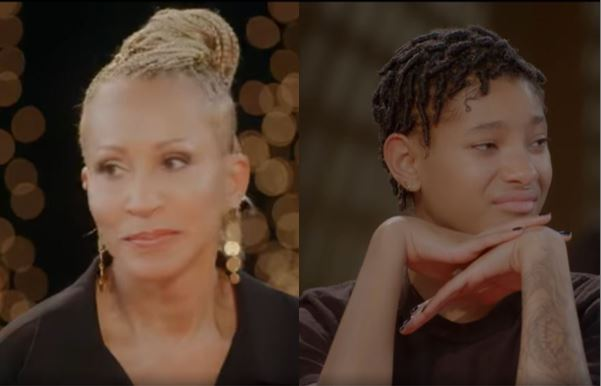 Willow & Jada Pinkett Smith Reveal They're Sexually Attracted To Women - SurgeZirc US