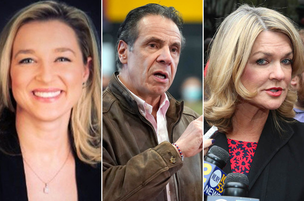 Two More Women Accuse Gov. Andrew Cuomo Of Sexually Harassing Behavior - SurgeZirc US