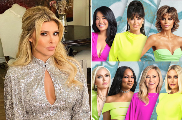 Brandi Glanville Is not Featuring In RHOBH Season 11, She Is Disappointed - SurgeZirc US