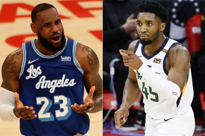 Donovan Mitchell Fired Back At LeBron James For Dissing Jazz All-Stars - SurgeZirc US