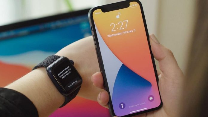 iOS 15 Update That Will Fix Apple Watch Unlock Bug Just Arrived - SurgeZirc US