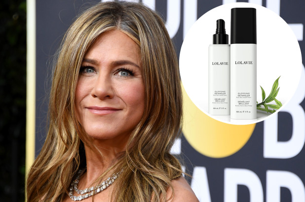 Jennifer Aniston Releases First Beauty Product From Her LolaVie Hair Line - SurgeZirc US