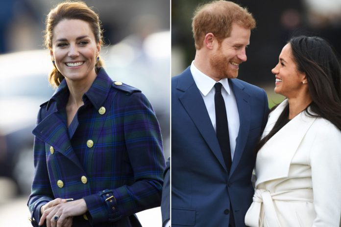 Kate Middleton Can Not Wait To Meet Harry And Meghan Newborn, Lilibet - SurgeZirc US
