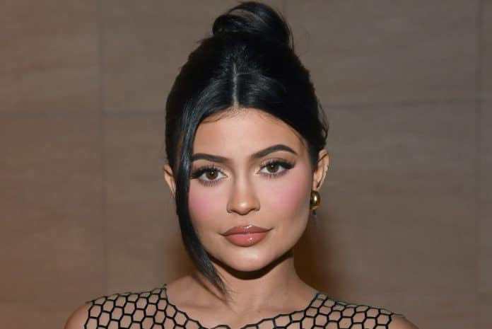 Kylie Jenner Bares Her Thong In Sheer Dress In A New Snap - SurgeZirc US