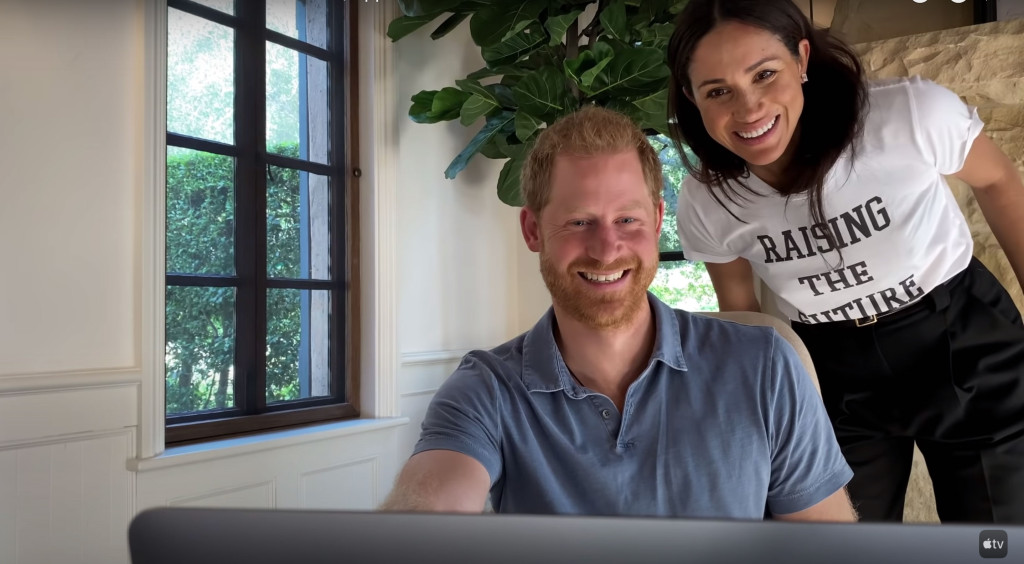 Prince Harry To Disclose More 'Truth' In New AppleTV+ Series With Oprah - SurgeZirc US