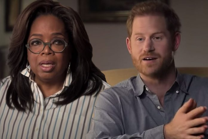 Prince Harry To Disclose More Truth In New AppleTV+ Series With Oprah - SurgeZirc US