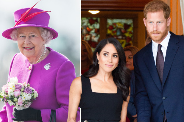 Meghan And Harry Showed Lilibet To Queen Elizabeth Via Video Call - SurgeZirc US
