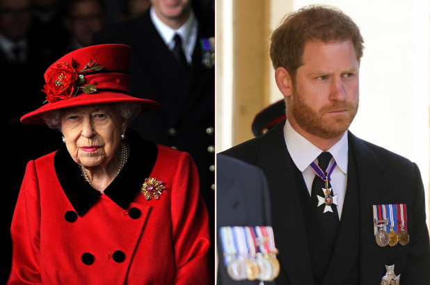 Queen Elizabeth Won't Slam Royal Door In Prince Harry Face For Fear Of His Mental Health, Expert - SurgeZirc US