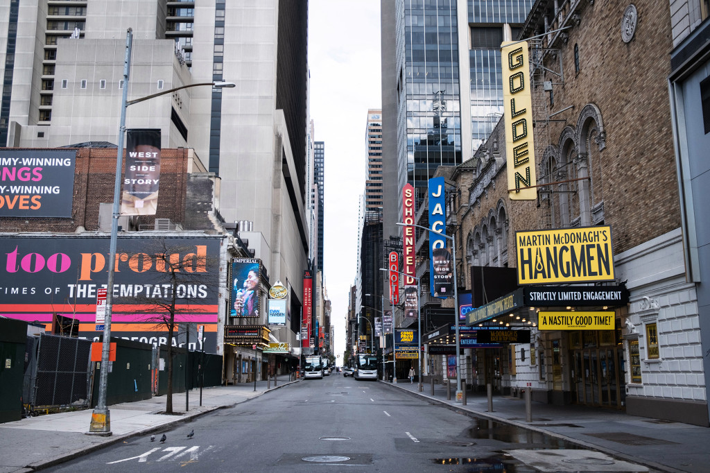 NYC Entertainment Venues Will Reopen At Low Capacity Starting April 2 - SurgeZirc US